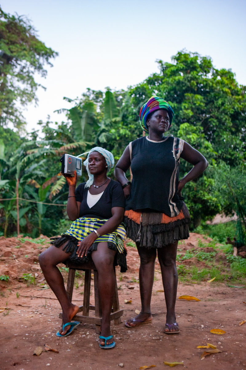 Matriarchy in Guinea Bissau